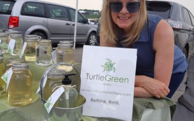 Turtle Green at Farmer's Market